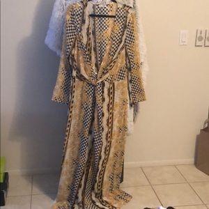 Plus Size Fashion Nova Coverall